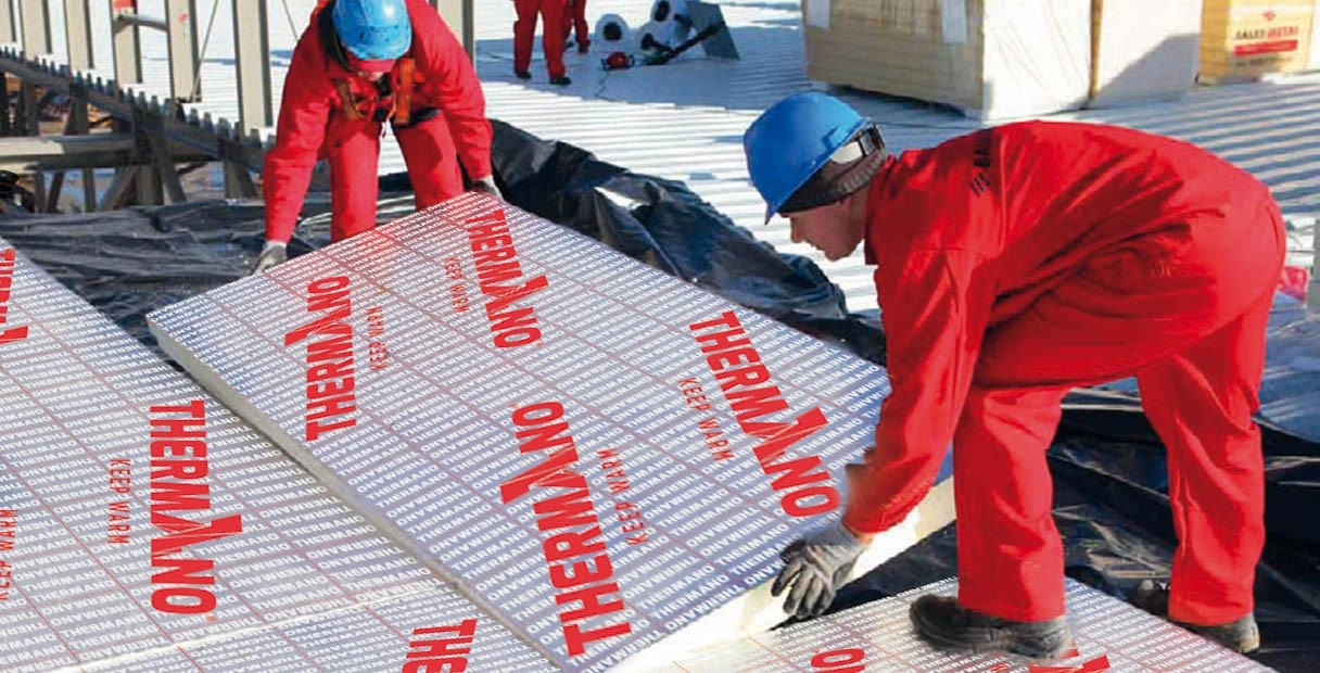 Thermano Pir Thermal Insulation Panels